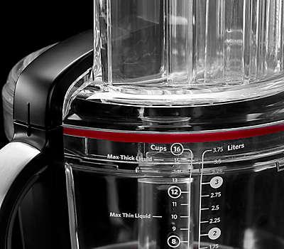 Pro Line 174 Series 16 Cup Food Processor With Die Cast Metal