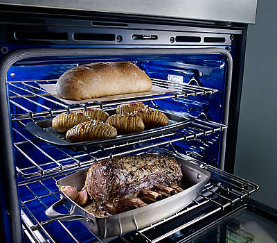5.0 Cu. Ft. Total Capacity (lower Oven)