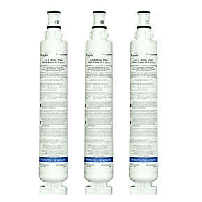 Refrigerator Water Filter - In the Grille Turn - 3 Pack