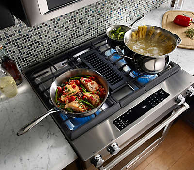 Induction vs electric cooktop efficiency