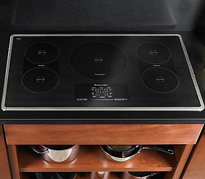 Superb 5 Element Cooktop
