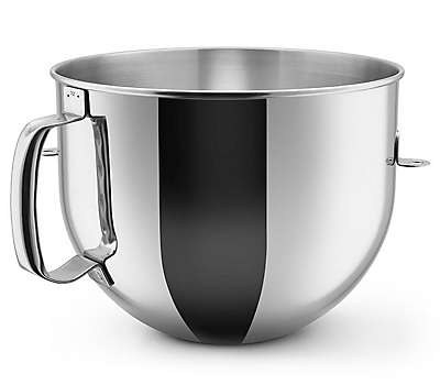 7 Quart Stainless Steel Bowl Our Largest Capacity Residential Kitchenaid