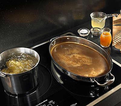 Kitchenaid Induction Cooktop 36