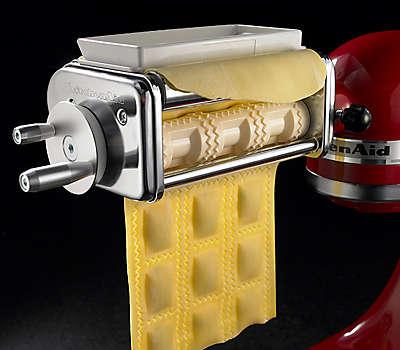 Kitchenaid Mixer Ravioli Attachment