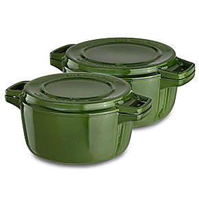 Product Bundle - Cast Iron Set in Ivy Green