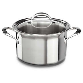 5-ply Copper Core 8-Quart Stockpot with Lid