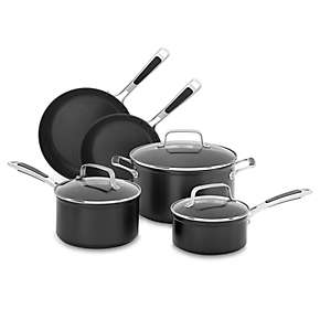 Hard Anodized Nonstick 8-Piece Set
