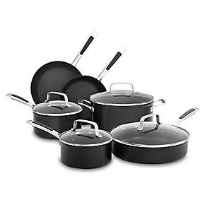 Hard Anodized Nonstick 10-Piece Set