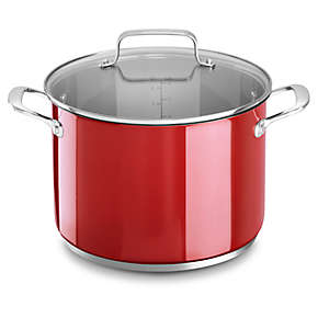 Stainless Steel 8.0 Quart Stockpot with Lid