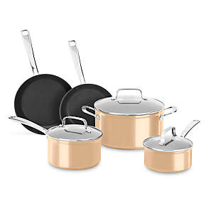 Hard Anodized Non-Stick 8-Piece Set