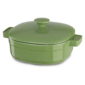 Streamline Cast Iron 3-Quart Casserole