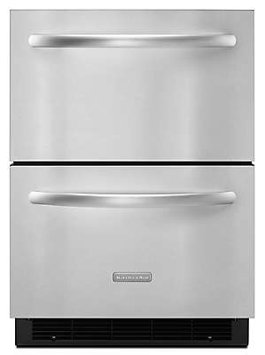 Nice Ft. 24u0027u0027 Double Drawer Refrigerator Architect® Series II