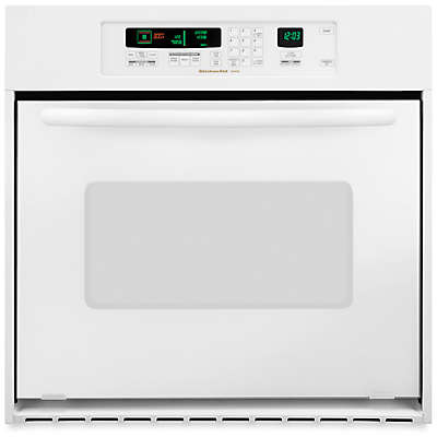 24 Inch Convection Single Wall Oven, Architect® Series II Handle