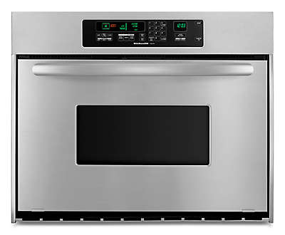36 Inch Convection Single Wall Oven, Architect® Series II Handle