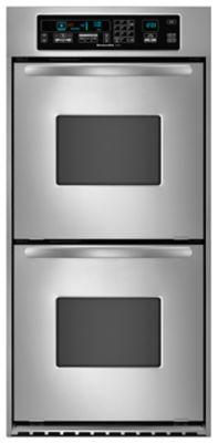 24 Double Ovens Wall Oven KEBC247VSS KitchenAid