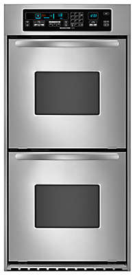 Amazing 24 Inch Convection Double Wall Oven, Architect® Series II Handles