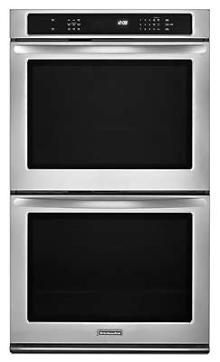Perfect 27 Inch Convection Double Wall Oven, Architect® Series II