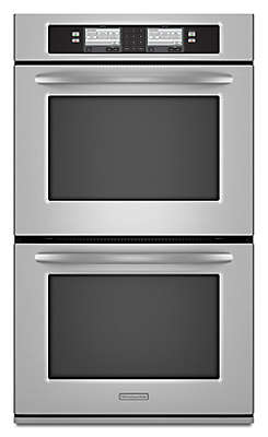 30 Inch Steam Assist Double Oven, Architect® Series II