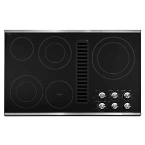 "36"" Downdraft Electric Cooktop with 5 Elements"