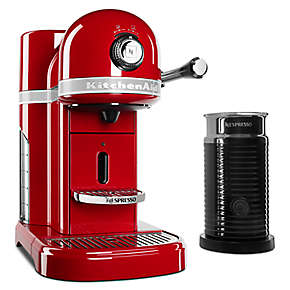 Nespresso® Espresso Maker by KitchenAid® with Milk Frother