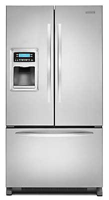 Delightful Ft. Counter Depth French Door Refrigerator, Architect® Series II