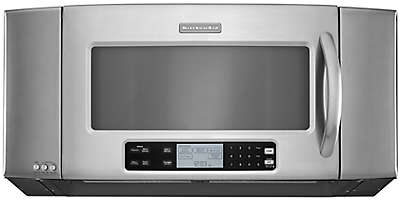 36 Microwave Hood Combination Hoods And Vent Khms2056sss Kitchenaid