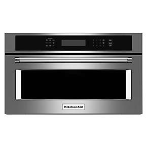 "27"" Built In Microwave Oven with Convection Cooking"
