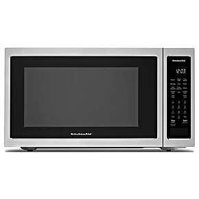"21 3/4"" Countertop Convection Microwave Oven – 1000 Watt"