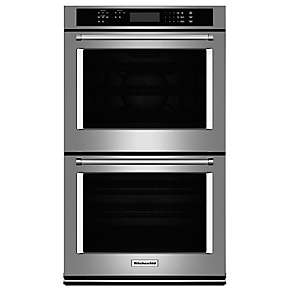 "30"" Double Wall Oven with Even-Heat™  True Convection (Upper Oven)"