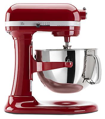Kitchenaid Professional Mixer Colors pro 600™ series 6 quart bowl-lift stand mixer (kp26m1xer