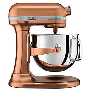 Limited Edition Pro Line® Series Copper Clad 7 Quart Bowl-Lift Stand Mixer