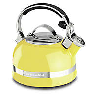 2.0-Quart Kettle with Full Stainless Steel Handle and Trim Band