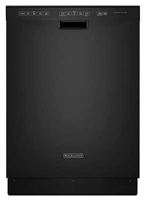 Kitchenaid Dishwasher Kud 5-cycle dishwasher with prowash™ cycle 2.5 inch flush console with