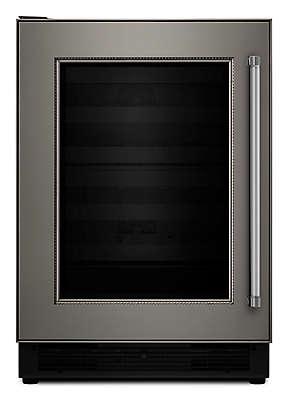23 Quot Panel Ready Wine Cellar Undercounter Refrigerator