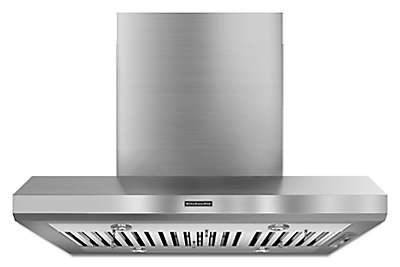 kitchenaid hood. 48-inch commercial-style series island-mount canopy hood kitchenaid