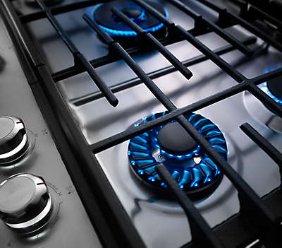 ... Kitchenaid 30 Inch Gas Cooktop