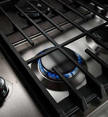 Kitchenaid 36 Gas Cooktop With Downdraft