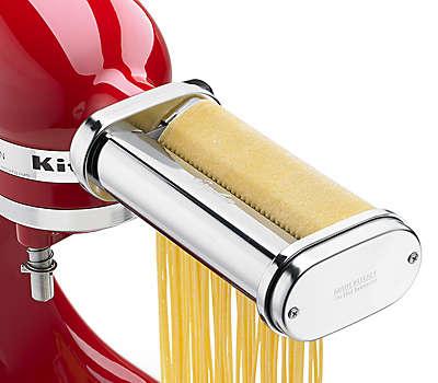Kitchenaid 3 Piece Pasta Roller And Cutter Set