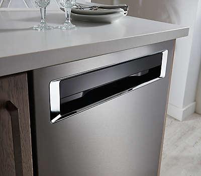 46 DBA Dishwasher with Third Level Rack and PrintShield&#8482 ...
