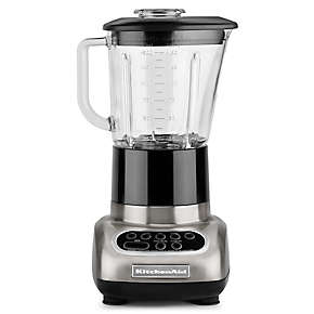 Refurbished 5-Speed Custom Metallic® Series Blender with 56-Oz. Blend & Serve Pitcher