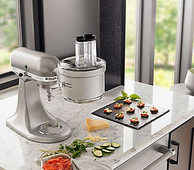 food processor attachment (ksm1fpa) | kitchenaid®