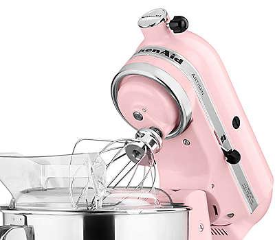 Kitchenaid Artisan Design Series 5 Qt Stand Mixer artisan® series 5 quart tilt-head stand mixer (ksm150pscb