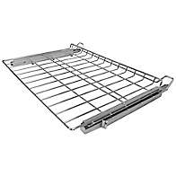 "30"" Heavy Duty Roll-Out Rack"