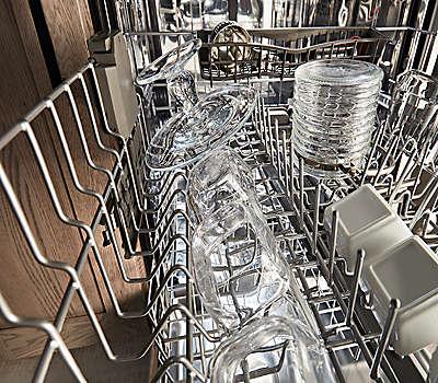 39 Dba Dishwasher With Fan Enabled Prodry System And Printshield Finish Pocket Handle