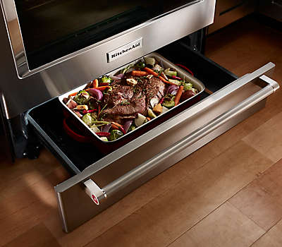 30 5 burner stainless steel front control slide in range ksgb900ess kitchenaid - Kitchenaid slide in range reviews ...