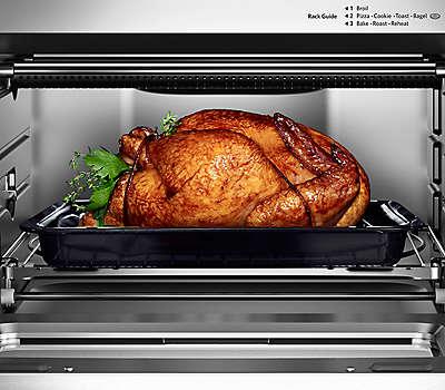 Convection Digital Countertop Oven Onyx Black Standard Countertop Oven ...