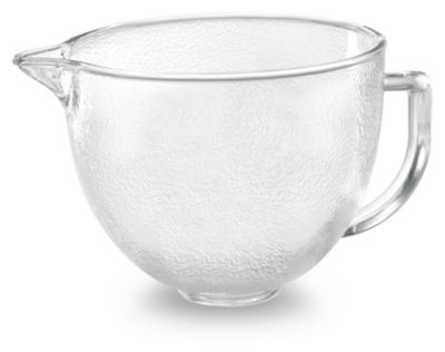 Kitchenaid Classic Glass Bowl classic™ series 4.5 quart tilt-head stand mixer white tilt-head