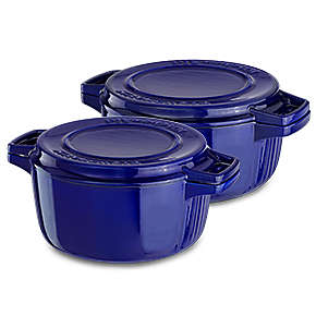 Product Bundle - Cast Iron Set in Fiesta Blue