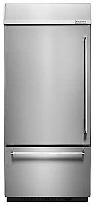 Kitchenaid Refrigerator Black Stainless see all refrigeration options   kitchenaid