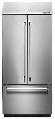Kitchenaid Refrigerator Glamorous See All Refrigeration Options  Kitchenaid Review